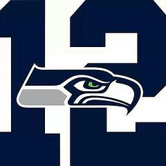 Seattle Seahawks Spirit of 12 logo