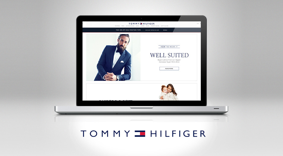 tommy hilfiger case study A video case study of an e-commerce solution at tommy hilfiger, entirely run on microsoft's platform.