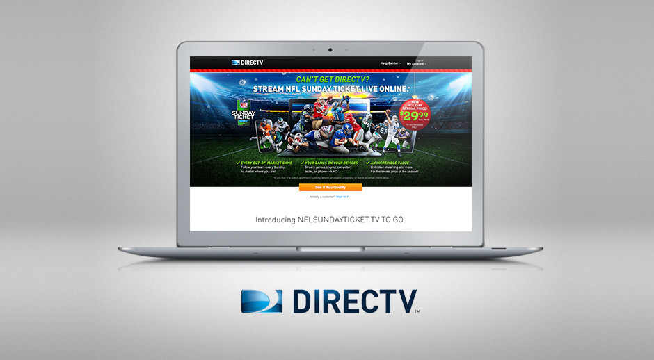 In 2014, DirecTV Used SheerID To Offer Students At 10 Universities Access  To NFLSundayTicket.TV, Which Gives Users Access To NFL Games Outside Their  Local ...