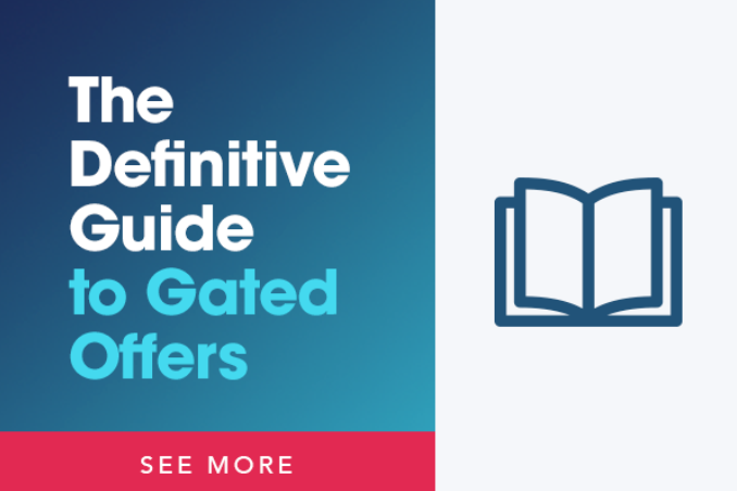 The Definitive Guide for Gated Offers Cover