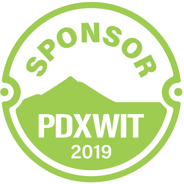 Proud to be a 2019 Sponsor of Portland Women In Technology