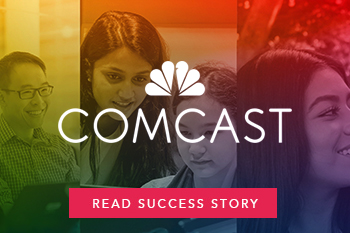 Comcast Success Story Thumbnail