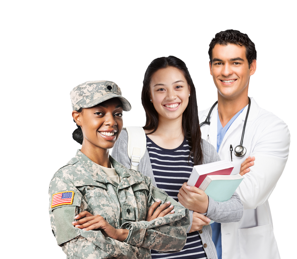 Customer Acquisition Military, Student, Healthcare from SheerID